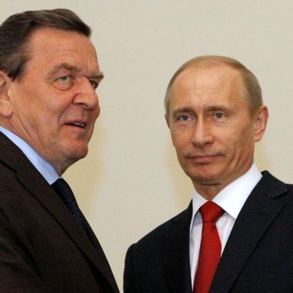 У Німеччині відкидають ідею Києва про санкції щодо екс-канцлера Шредера