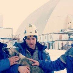 Вражаючий порятунок: працівники зняли собаку з 100 метрового саркофагу над Чорнобильською АЕС