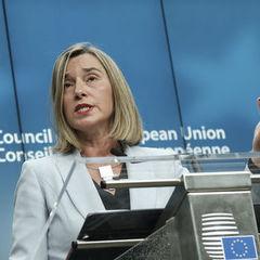 Могеріні заявила, що ЄС використає «дворівневий підхід» для підтримки України