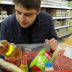 Вартість мінімального продуктового кошика за місяць зросла на 45 гривень