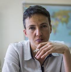 Надія Савченко у відеоролику «підірвала»  Верховну Раду (відео)