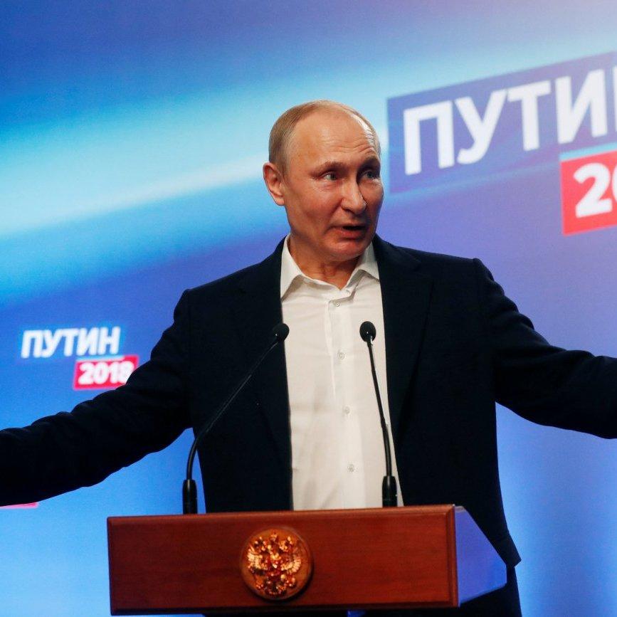 Президент Польщі не привітає Путіна з перемогою на виборах