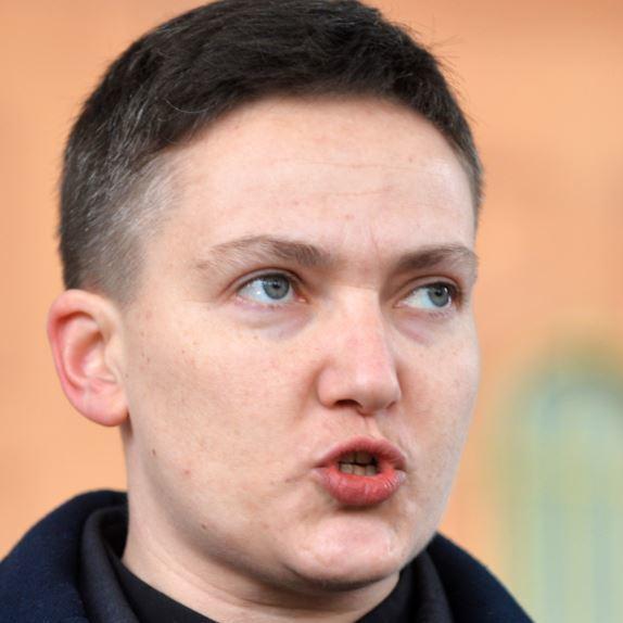 Савченко розповіла, що її підбурювали до організації «перевороту»