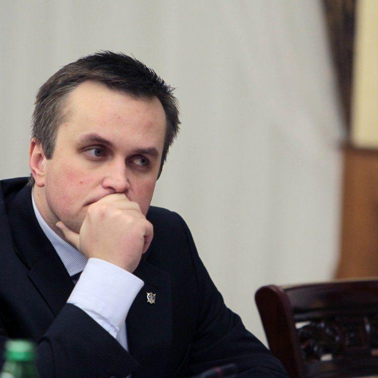 Холодницький планує йти у відставку до Великодня