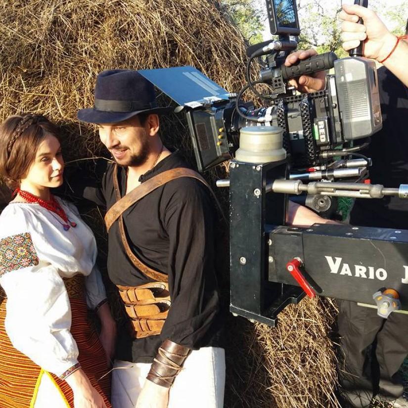 З 29 березня стартує показ  українського історичного екшену «Легенда Карпат» (відео)