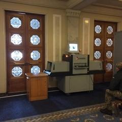 У Раді відтепер перевіряють рентгеном сумки нардепів (фото)