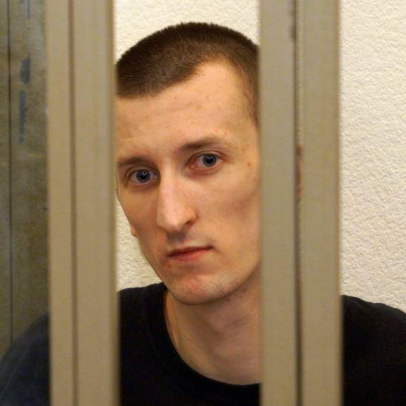 Українця Кольченка випустили з російського ШІЗО, де він сидів 13 діб