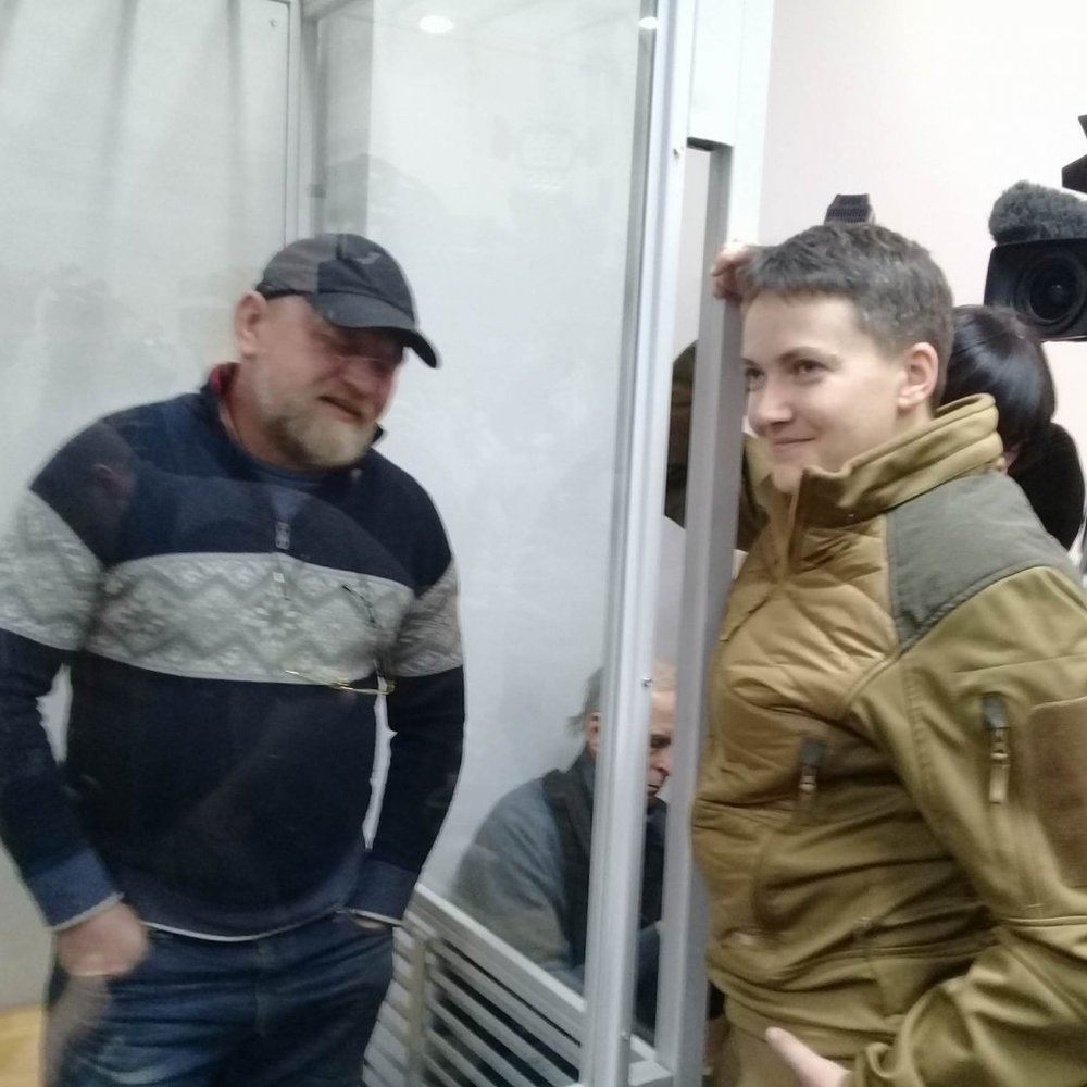 Савченко і Рубан збиралися обстріляти кортеж Порошенка з гвинтівки Топаз, яку виробили в ДНР, - ГПУ