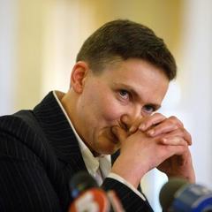У Раді показали відеодокази проти Савченко (відео)