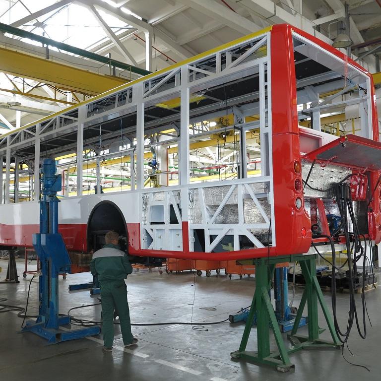 В Україні виготовлятимуть електросміттєвози для ЄС