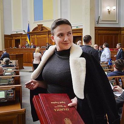 Сестра Савченко заявила, що депутата намагалися фізично знищити