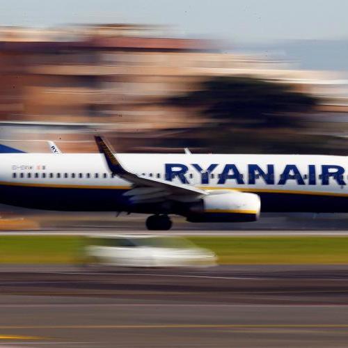 Квитки на рейси Ryanair будуть коштувати 10 євро за більшістю напрямків
