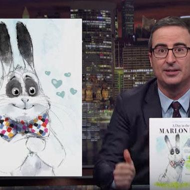 Книжка про кролика-гея, яка «тролить» віце-президента США, б'є рекорди продажів на Amazon (відео)