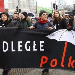 Польщею ідуть масові протести