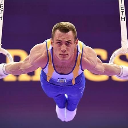 Гімнаст Радівілов виграв етап Кубка світу в Досі у вправі на кільцях
