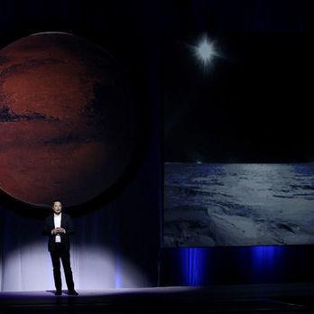Маск видалив із Facebook профілі компаній Tesla і SpaceX