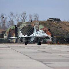 Над військовою частиною в Харківській області виявили безпілотник