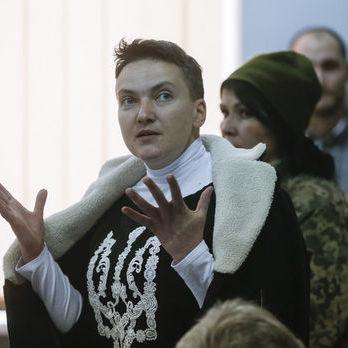 Савченко поскаржилася на відеоспостереження й тоновані вікна в камері – офіс омбудсмена