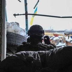 За минулу добу російсько-окупаційні війська здійснили 13 обстрілів українських позицій