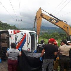 В Еквадорі сталась масштабна автокатастрофа: загинули 12 осіб