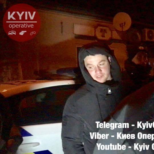 Екс-главу патрульної поліції Харкова затримали за п'яне водіння у Києві – ЗМІ