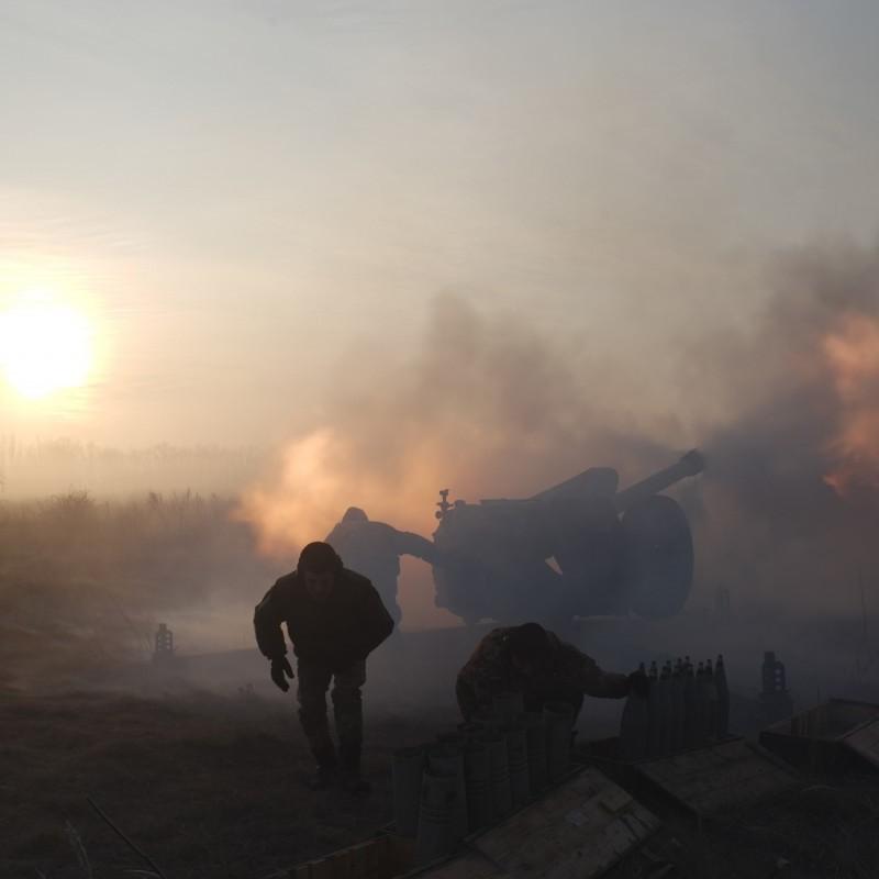 У штабі повідомляють про загострення ситуації на Донбасі