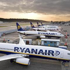 Ryanair може літати в 6 українських міст