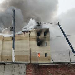 Пожежа у ТЦ в Росії: п'ятеро людей загинули, кілька тварин могли згоріти заживо у клітках