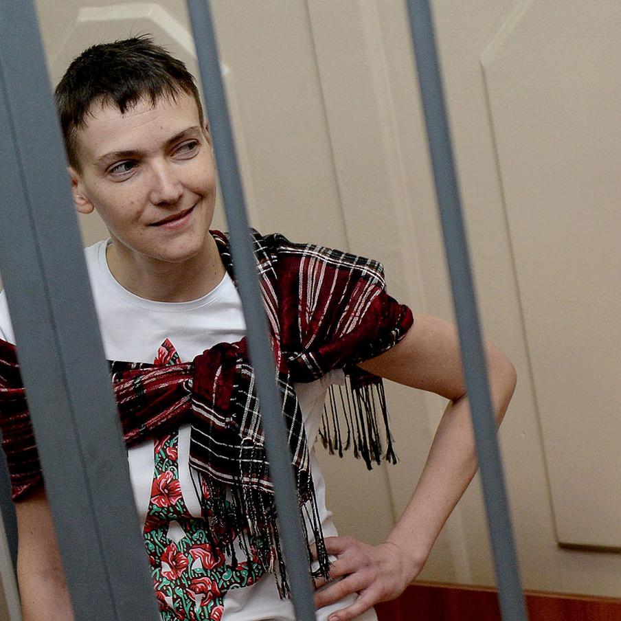 Сьогодні захист оскаржить арешт Савченко