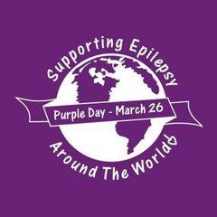 У світі відзначається день боротьби з епілепсією, або Фіолетовий день