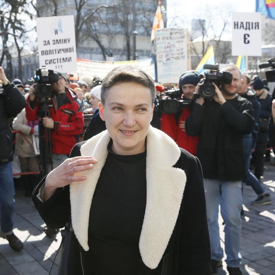 Схудла, змарніла: адвокати відвідали Савченко у СІЗО