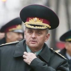 Глава Генштабу Муженко задекларував майже 800 тис. гривень доходів і $ 40 тис. готівки