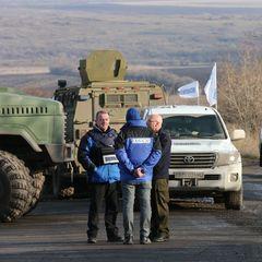 Місія ОБСЄ за вихідні зафіксувала близько 345 вибухів в Донецькій області
