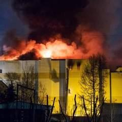 На момент початку пожежі в Кемерові в ТЦ перебувало близько 1,5 тис.осіб, – джерело