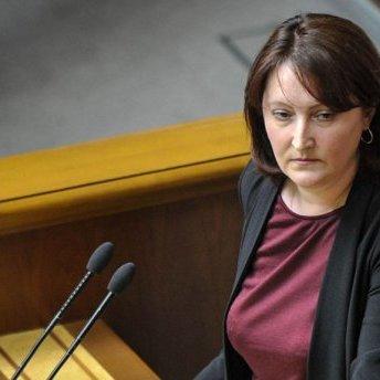 Наталія Корчак йде з посади голови НАЗК