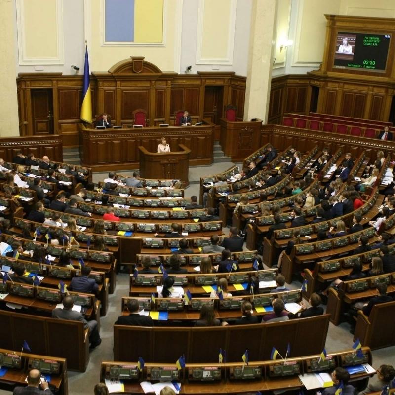 Депутати хочуть визначити статус політв'язнів в РФ та заручників в ОРДЛО