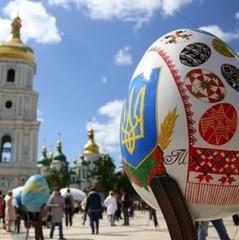 Фестиваль писанок розпочнеться в Києві 5 квітня