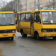 Ще в одному українському місті зникнуть маршрутки