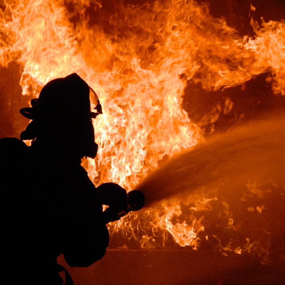 У Донецькій області загорівся дитячий садок, 125 осіб евакуювали