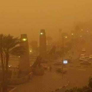 Через негоду в Єгипті закрили аеропорти