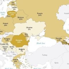 Рівень антисемітизму в Україні найнижчий серед країн Центральної та Східної Європи