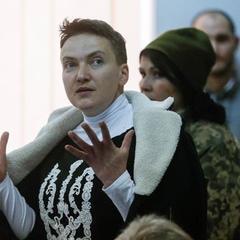 Степан Хмара попросив суд віддати йому на поруки Надію Савченко