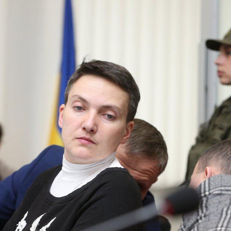 Апеляційний суд залишив Савченко під вартою