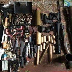 В Одесі СБУ перекрила незаконний збут зброї та боєприпасів
