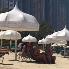 Жебрівський розповів про поїздку на відпочинок в ОАЕ