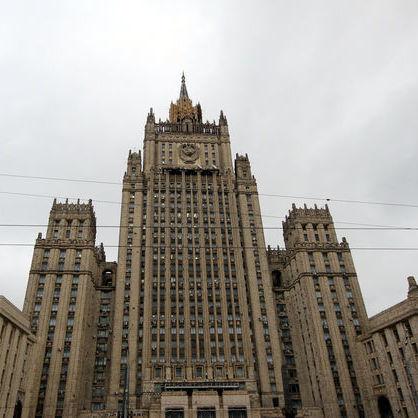 МЗС РФ вручає ноти протесту європейським послам через висилку дипломатів