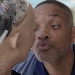 Робот Софія відмовила в поцілунку Уїллу Сміту