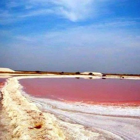 В Україні є своє Мертве море (фото)