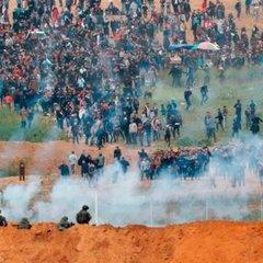 15 чоловік загинуло та понад 1400 поранені внаслідок сутичок на кордоні сектора Газа та Ізраїлю