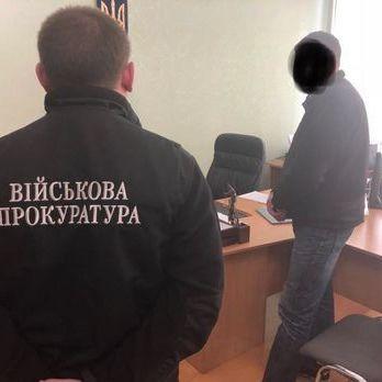 У Запорізькій області заарештували сільського голову, який намагався підкупити заступника військового прокурора